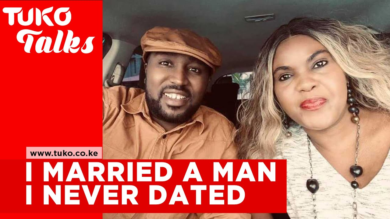 I married a man I never dated, was unattractive, not my type but 13 years later here we are |Tuko TV