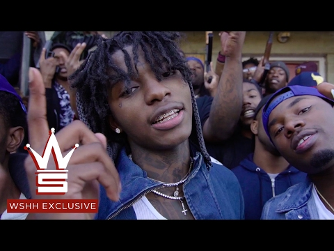 "SahBabii ""Pull Up Wit Ah Stick"" Feat. Loso Loaded (WSHH Exclusive)"