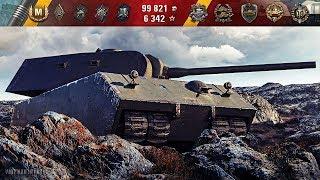 топ статист на Мышонке  World of Tanks лучший бой Mäuschen
