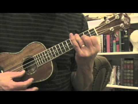 Forever Young, Bob Dylan ukulele - YouTube