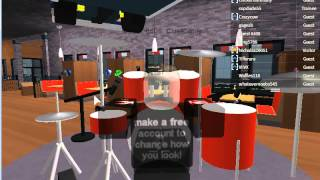 ROBLOX T.G.I. Fridays game