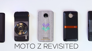 Moto Z Review: Is it Still Worth it!? (6 Months Later!)