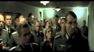 hitler reacts to mkr s chloe and kelly
