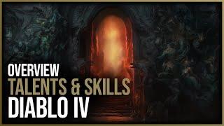 Diablo 4 - Talent & Skill Overview