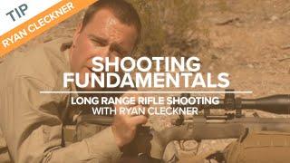 Shooting Fundamentals - Long Range Shooting Technique