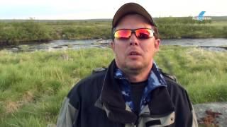 Риболовля на річках Кольського п.-ва. Річка Мудайок. Частина 3.
