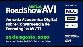 RoadShow AVI Virtual Agosto 19, 2020