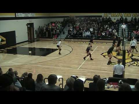 North Union vs Emmetsburg set 3 10/24/17