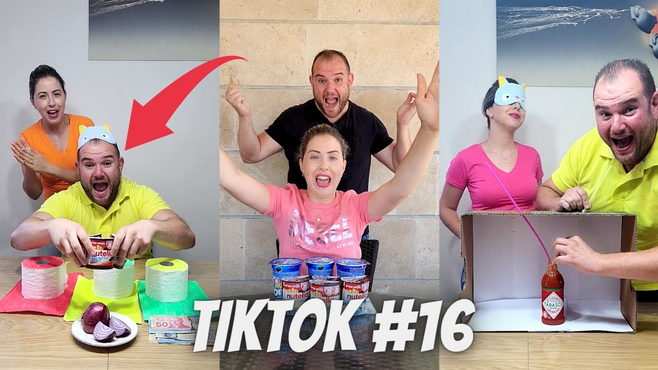 TikToMania TikTok Short Videos Compilation #16 ✅