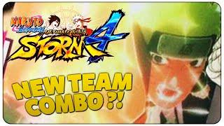 Naruto Storm 4 - The Last Naruto & Sasuke NEW Team Combo CONFIRMED?! [Deutsch/German]