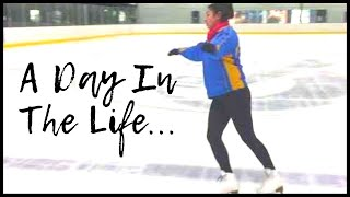A Day In The Life... | Adult Figure Skating Journey