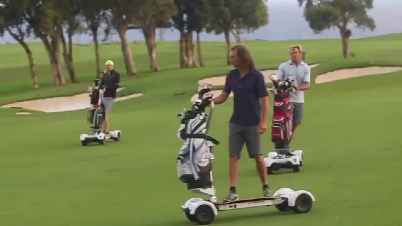 Golfboard Youtube