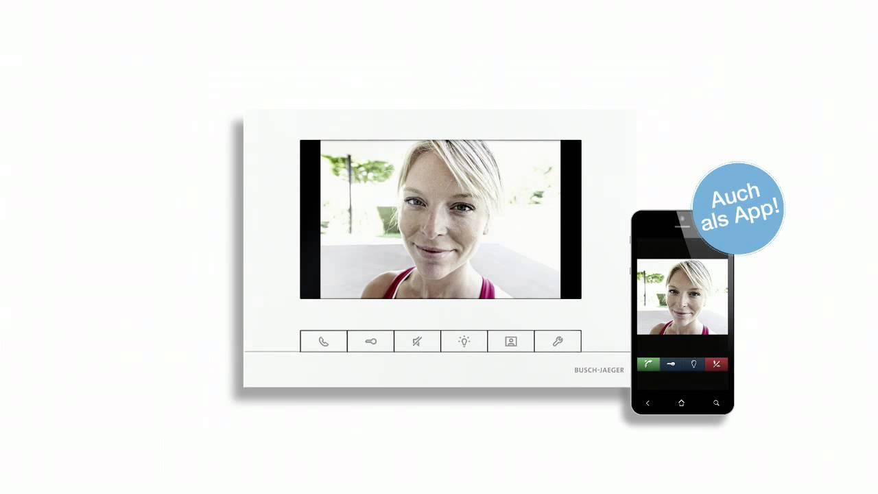 busch jaeger tv spot zu busch welcome youtube. Black Bedroom Furniture Sets. Home Design Ideas