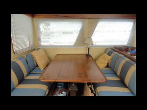 Bruce Roberts 45 Trawler