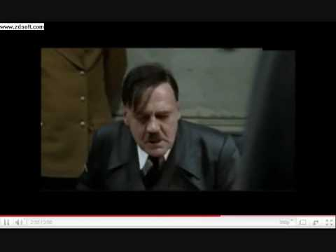 Hitler Gets Mad Over Tosh.0