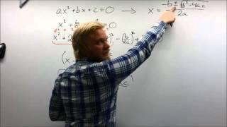 fullstendig kvadraters metode