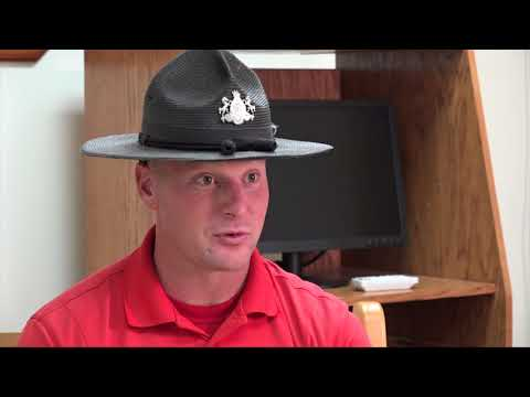 Quehanna Boot Camp Video   2018 PA DOC