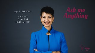 Ask Me Anything April 2021 Shellye Archambeau