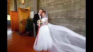 Свадебное платье с Aliexpress...)