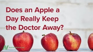 Gambar cover Does an Apple a Day Really Keep the Doctor Away?