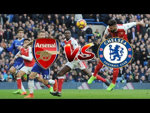 Download ● Arsenal vs Chelsea 2-1 All Goals & Highlights - Carabao Cup 24/01/2018
