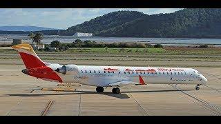 *LIVE* Infinite Flight *GLOBAL* - Iberia CRJ 1000 Toulouse To Madrid