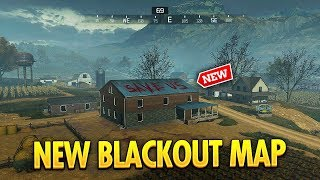 The *NEW* Blackout Map is INSANE... (Blackout WTF & Funny Moments #176)