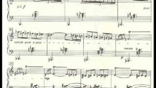 Wyschnegradsky - Twenty-four Preludes in Quarter-tones; No. 3