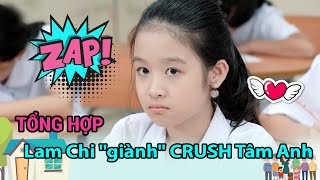 Gia đình là số 1 Phần 2| Tập 85, 86, 87, 88 Full: Lam Chi chăm chỉ học hành để 'GIÀNH' CRUSH Tâm Anh
