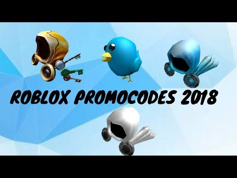 Roblox Promocode April 2019 - YouTube