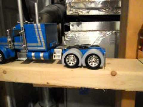 1 32 Custom Truck Parts Rear Double Hump Fenders Youtube