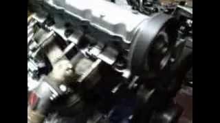 Peugeot xud 1.9 diesel engine start