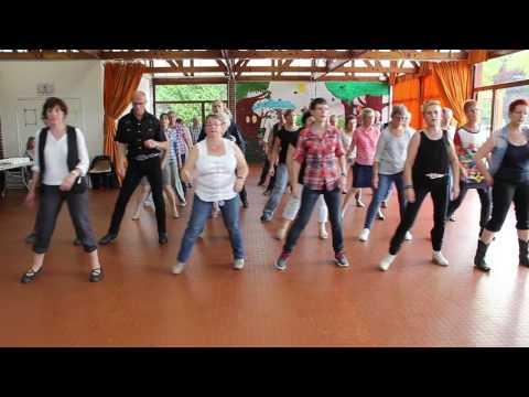 J'AI CHERCHE Line Dance - danse et compte