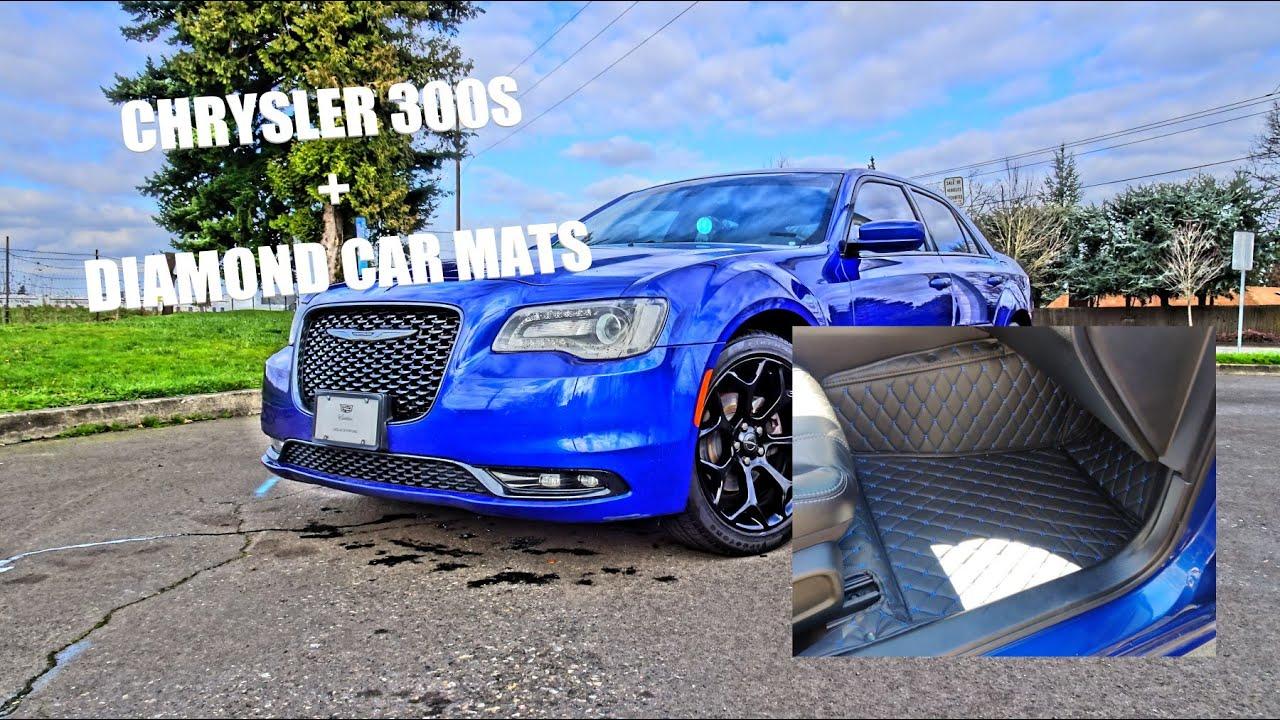 Diamond Car Mats + 2019 Chrysler 300
