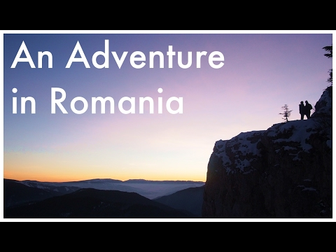 Romania 🇷🇴  in Winter ⛄ A Surprise Travel Vlog
