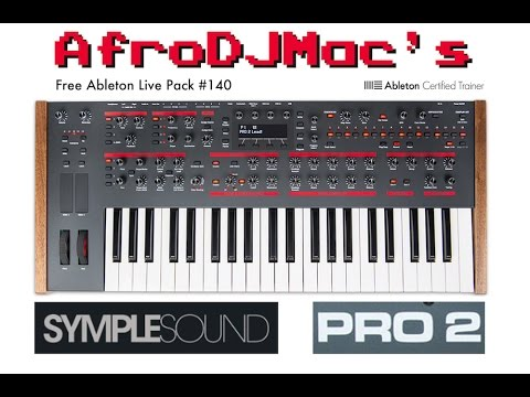 Free Ableton Live Pack with Dave Smith Pro 2 Analog