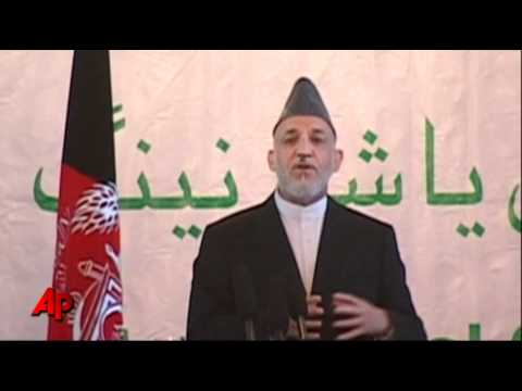 Karzai: Afghanistan, US in Contacts With Taliban