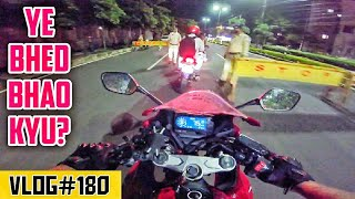 Why Police is so unfair with solo riders?