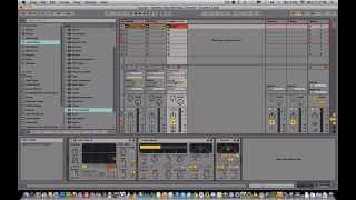 How to Use Dummy Clips in Ableton Live 9
