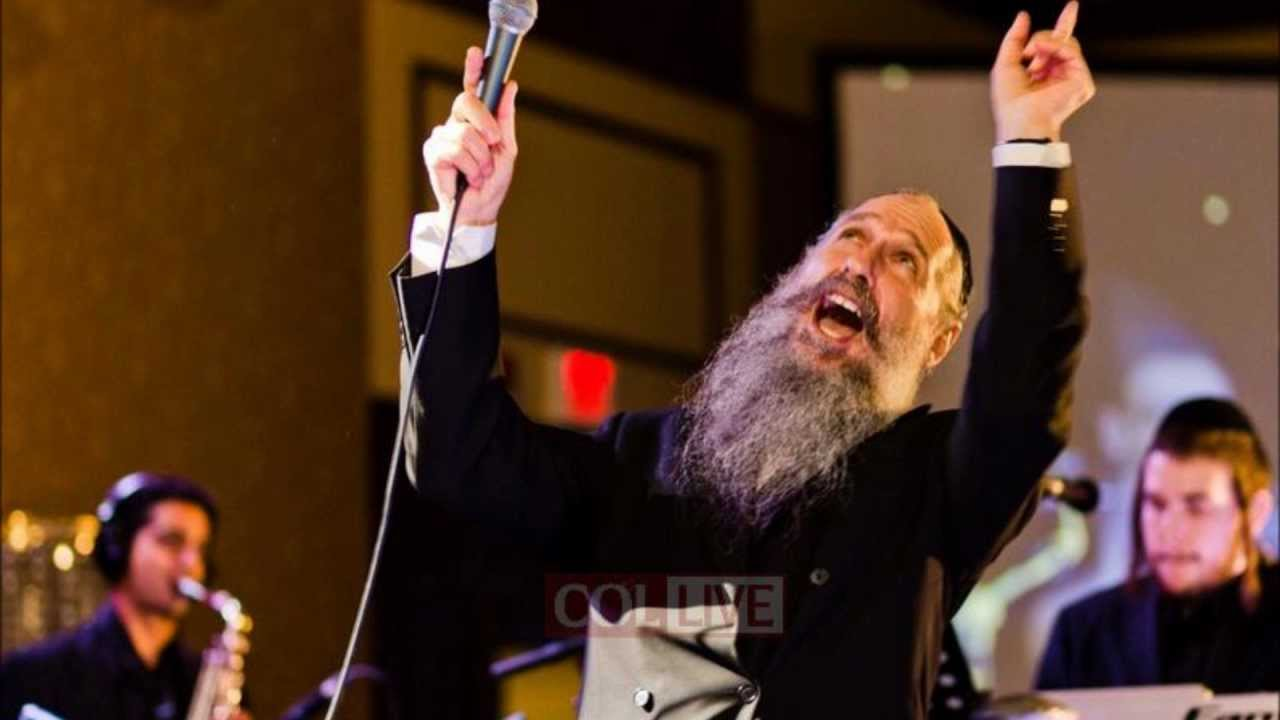 "Mordechai Ben David New Song - ""Afofuni"""