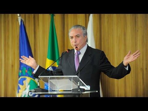 PF aponta indícios de que Temer recebeu vantagem indevida da Odebrecht | SBT Notícias (06/09/18)