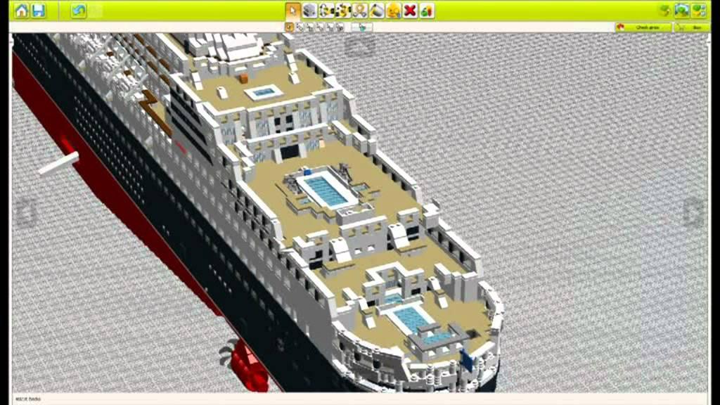 25+ Lego Digital Designer Landscape Pictures and Ideas on