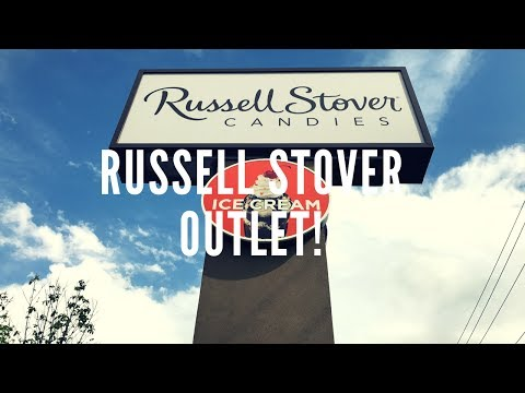 Russell Stover Outlet in Pigeon Forge, TN