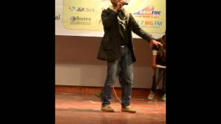 Velayat Bhat with RJ Nasir on 927 FM Part 1