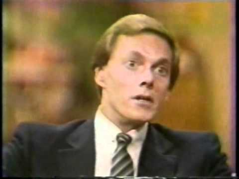 Richard Carpenter  Good Morning, America, 1983 Part 1