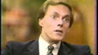 Richard Carpenter - Good Morning, America, 1983 (Part 1)