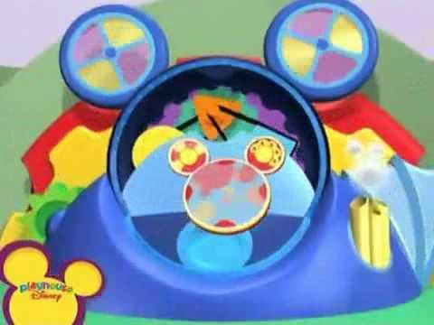 La casa di topolino 06 paperino e i fagioli magici clip2 for La fattoria di topolino
