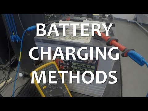 Battery Charging Methods
