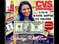 CVS 6/12/16 $10 Challenege | In-Store Shopping | Couponing With Toni