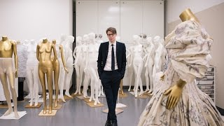 Andrew Bolton: Winner of the 2015 Vilcek Prize in Fashion